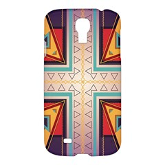 Cross and other shapes Samsung Galaxy S4 I9500/I9505 Hardshell Case