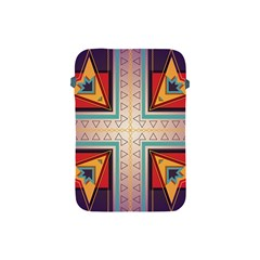Cross and other shapes Apple iPad Mini Protective Soft Case