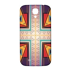 Cross and other shapes Samsung Galaxy S4 I9500/I9505  Hardshell Back Case