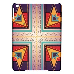 Cross and other shapes Apple iPad Air Hardshell Case