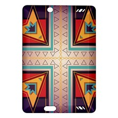 Cross and other shapes Kindle Fire HD (2013) Hardshell Case