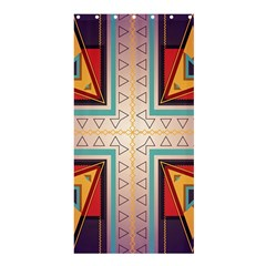 Cross and other shapesShower Curtain 36  x 72