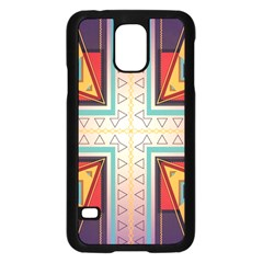 Cross and other shapes	Samsung Galaxy S5 Case