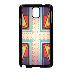 Cross and other shapes Samsung Galaxy Note 3 Neo Hardshell Case