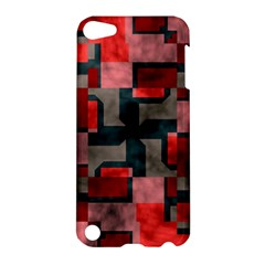 Textured shapes Apple iPod Touch 5 Hardshell Case
