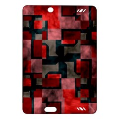 Textured shapes Kindle Fire HD (2013) Hardshell Case