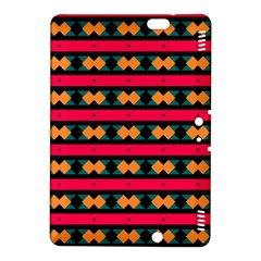 Rhombus and stripes pattern	Kindle Fire HDX 8.9  Hardshell Case