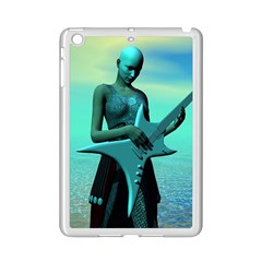 Sad Guitar iPad Mini 2 Enamel Coated Cases