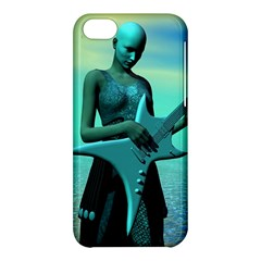 Sad Guitar Apple iPhone 5C Hardshell Case