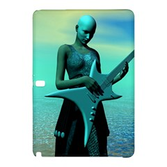Sad Guitar Samsung Galaxy Tab Pro 12.2 Hardshell Case