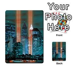 New York 2014 1206 Multi-purpose Cards (Rectangle)