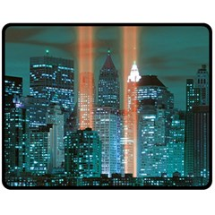 New York 2014 1206 Fleece Blanket (medium)