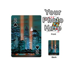 New York 2014 1206 Playing Cards 54 (Mini)