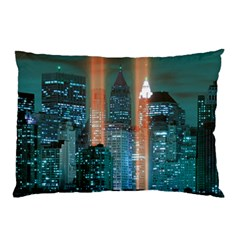 New York 2014 1206 Pillow Cases (Two Sides)