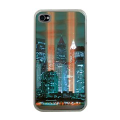 New York 2014 1206 Apple iPhone 4 Case (Clear)