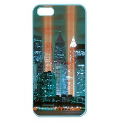 New York 2014 1206 Apple Seamless iPhone 5 Case (Color)