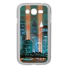 New York 2014 1206 Samsung Galaxy Grand DUOS I9082 Case (White)