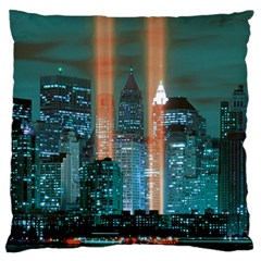 New York 2014 1206 Large Flano Cushion Cases (Two Sides)