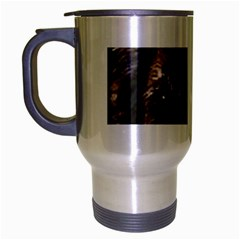 Belgian Tervueren Eyes Travel Mug (Silver Gray)
