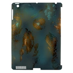 Broken Pieces Apple Ipad 3/4 Hardshell Case (compatible With Smart Cover)