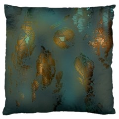 Broken Pieces Large Cushion Cases (two Sides)