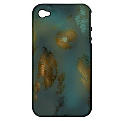 Broken Pieces Apple Iphone 4/4s Hardshell Case (pc+silicone)
