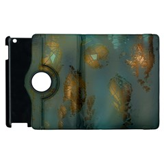 Broken Pieces Apple Ipad 2 Flip 360 Case