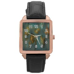 Broken Pieces Rose Gold Watches