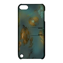 Broken Pieces Apple Ipod Touch 5 Hardshell Case With Stand