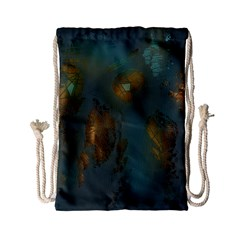 Broken Pieces Drawstring Bag (Small)