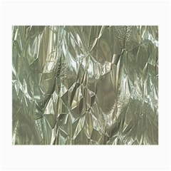Crumpled Foil Small Glasses Cloth (2-Side)