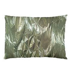 Crumpled Foil Pillow Cases