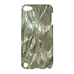 Crumpled Foil Apple iPod Touch 5 Hardshell Case