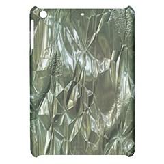Crumpled Foil Apple iPad Mini Hardshell Case