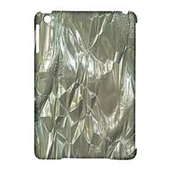 Crumpled Foil Apple iPad Mini Hardshell Case (Compatible with Smart Cover)