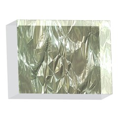 Crumpled Foil 5 x 7  Acrylic Photo Blocks