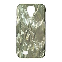 Crumpled Foil Samsung Galaxy S4 Classic Hardshell Case (PC+Silicone)