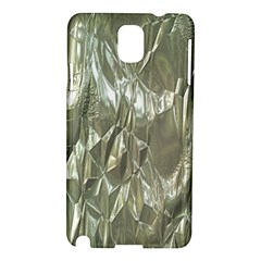 Crumpled Foil Samsung Galaxy Note 3 N9005 Hardshell Case