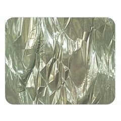 Crumpled Foil Double Sided Flano Blanket (large)