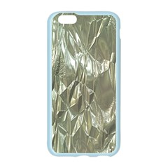 Crumpled Foil Apple Seamless iPhone 6/6S Case (Color)