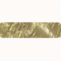 Crumpled Foil Golden Large Bar Mats