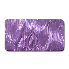 Crumpled Foil Lilac Medium Bar Mats