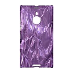 Crumpled Foil Lilac Nokia Lumia 1520