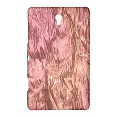 Crumpled Foil Pink Samsung Galaxy Tab S (8.4 ) Hardshell Case