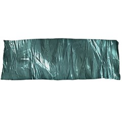 Crumpled Foil Teal Body Pillow Cases Dakimakura (two Sides)