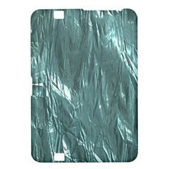 Crumpled Foil Teal Kindle Fire HD 8.9