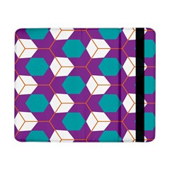 Cubes in honeycomb pattern	Samsung Galaxy Tab Pro 8.4  Flip Case