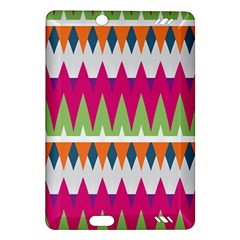 Chevron pattern Kindle Fire HD (2013) Hardshell Case