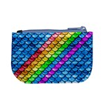 Rainbow Scales 2 Coin Change Purse Back