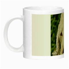 Bedlington Terrier Night Luminous Mugs